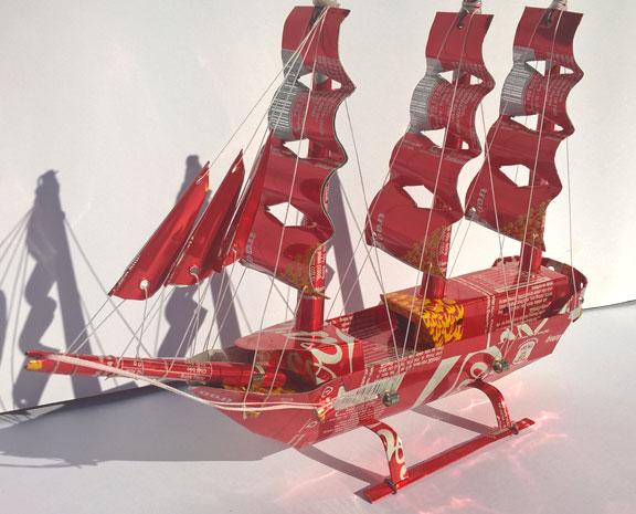 Cola ship