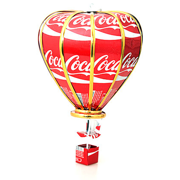Coca cola balloon