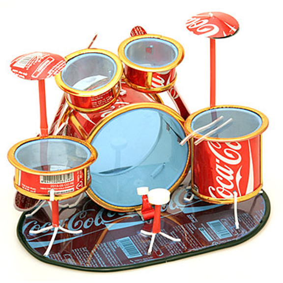 Cola drum kit