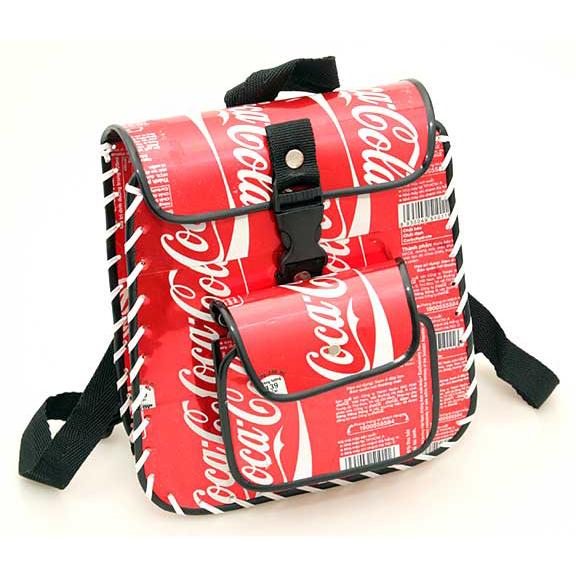 Coke rucksack