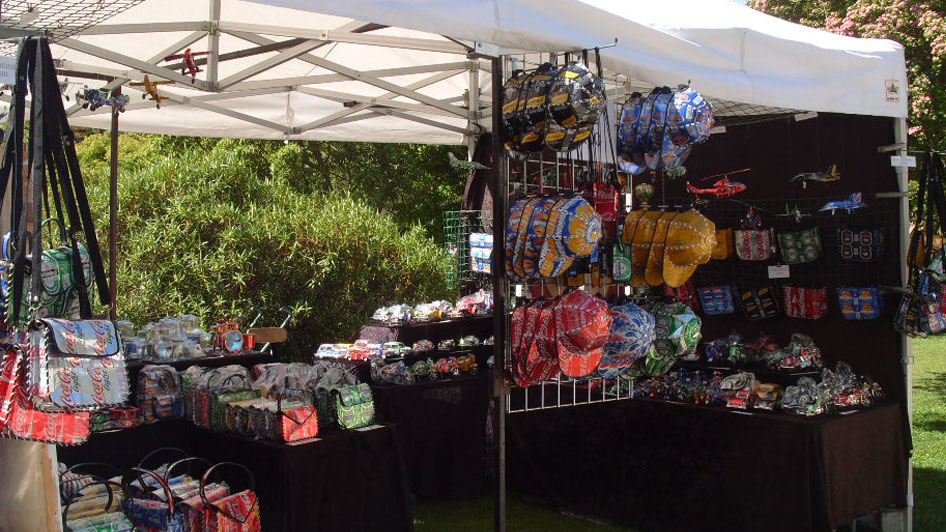 Image of Tin Can Models stall